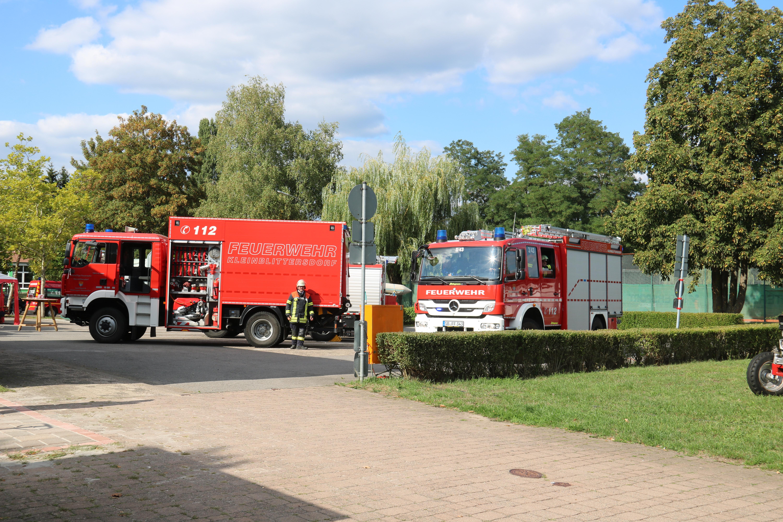 Tag der offenen Tür Feuerwehr Hanweiler 2018 Übung (6)